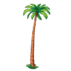 HULA JOINTED PALM TREE