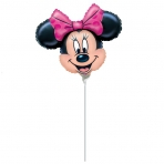 14 INCH FOIL MINNIE MOUSE