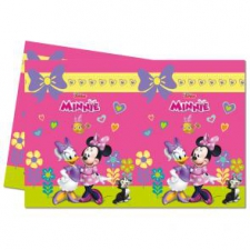 MINNIE HAPPY HELPERS TABLECLOTH