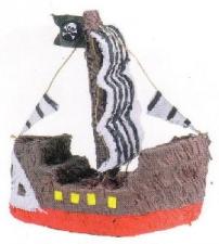 PINATA PIRATE SHIP