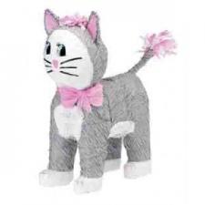 PINATA GRAY CAT