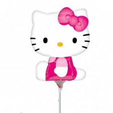 14 INCH FOIL HELLO KITTY
