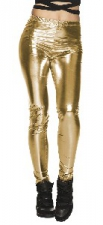 LEGGINGS GLANCE GOLD