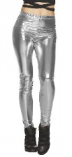 LEGGINGS GLANCE SILVER