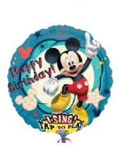 SINGING MICKEY MOUSE BALLOON SING