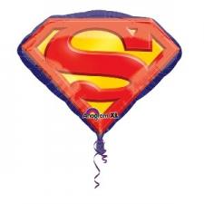 SUPERSHAPE SUPERMAN BALLOON EMBLEM