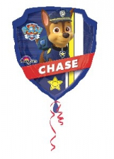 14 INCH PAW PATROL BALLOON BADGE
