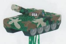 PINATA ARMY TANK