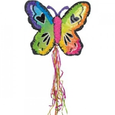 PINATA NEON BUTTERFLY
