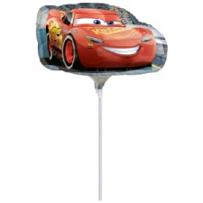 14 INCH FOIL CARS 3 SHAPE