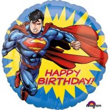 18 INCH SUPERMAN BALLOON HB