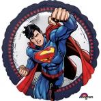 18 INCH FOIL SUPERMAN ACTION