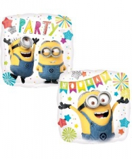 18 INCH FOIL MINIONS PARTY