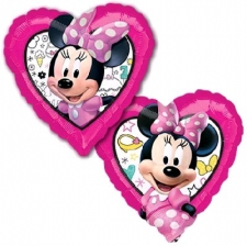 9 INCH MINNIE MOUSE BALLOON