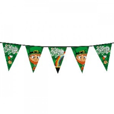 ST PATICKS DAY BUNTING 8M 45 X 30CM