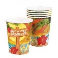 BEACH CUPS 250ML