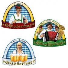 OCTOBERFEST CUTOUTS  18