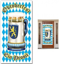 OCTOBERFEST DOOR COVER