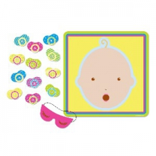 BABY GAME PIN THE DUMMY
