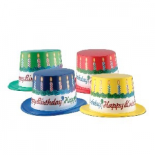 HAT BIRTHDAY CANDLES