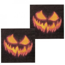 CREEPY PUMPKIN NAPKIN