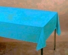 SOLID COLOUR BERMUDA BLUE CLOTHS
