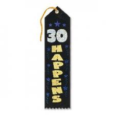 AWARD RIBBON 30 HAPPENS