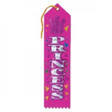 AWARD RIBBON PRINCESS