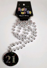NECKLACE DISC AGE 21