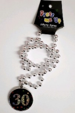 NECKLACE DISC AGE 30