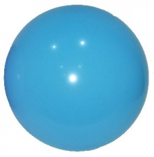 LATEX 50CM SKY BLUE