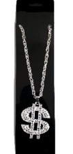 NECKLACE DOLLAR SIGN