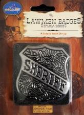SHERIF BADGE ADULT