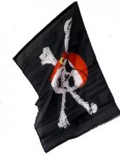PIRATE FLAG 95X60CM