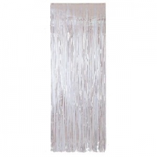 DOOR CURTAIN 1 X 2 METERS SILVER