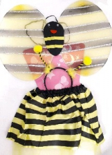 DRESS UP BEE SET