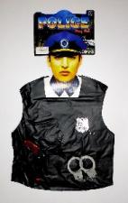 DRESS UP POLICE SET