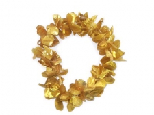 HULA LEIS 50CM GOLD