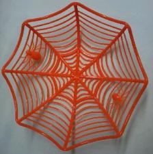 HALLOWEEN BOWL SPIDERWEB