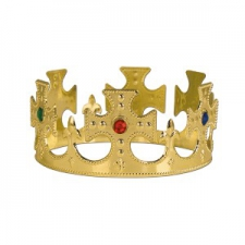 CROWN PLASTIC GOLD