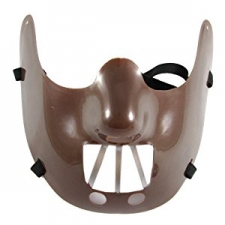 MASK HANNIBAL LECTER