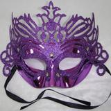 MASK FLAME PURPLE