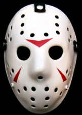 HALLOWEEN MASK HOCKEY