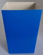 POPCORN BOX SMALL DARK BLUE
