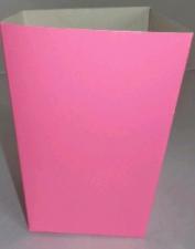 POPCORN BOX SMALL BRIGHT PINK