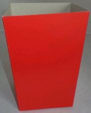 POPCORN BOX SMALL RED