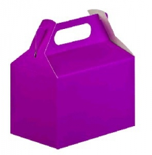 PARTY BOX PURPLE