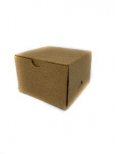 GIFT BOX SQUARE 7CM CRAFT 8s