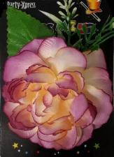 HULA FLOWER HAIRPIN