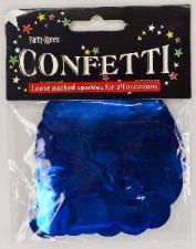CONFETTI BLUE 20G